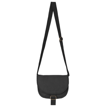1-7799-1 Noa Noa  Bag 1 Spænde Black Canvas
