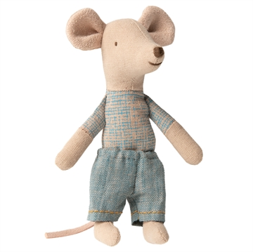Maileg Little Brother Mouse <br> In Matchbox