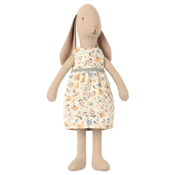 Maileg Size 2 Bunny <br> Flower Dress