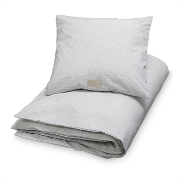 CamCam Bedding Junior <br> Grey Wave
