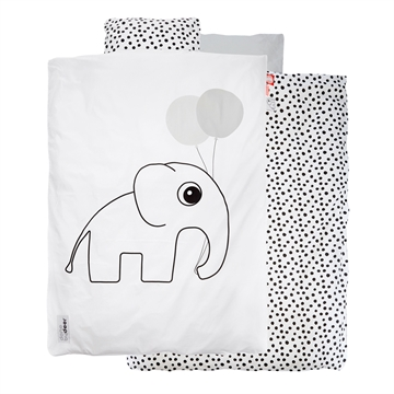 20618 Done by Deer Bed Linen junior Elphee White