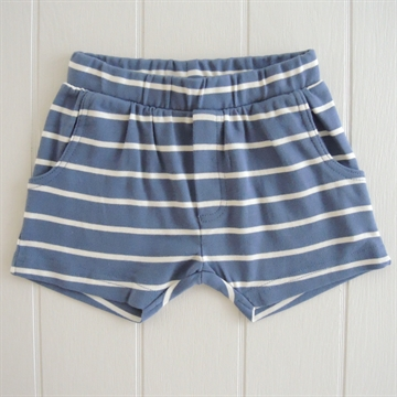 2910-06 Wheat shorts Aske Moonlight Blue
