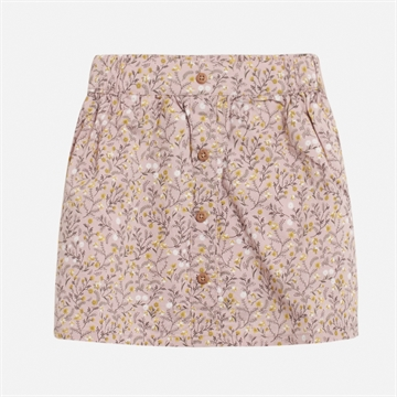 Claire Norma Skirt <br> Violet Ice