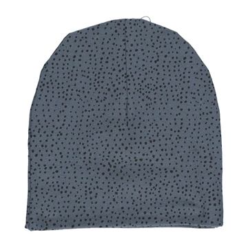 Gro Dot Beanie Dark Washed 30.8041