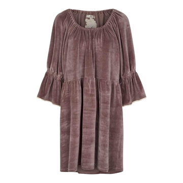 Tina Wodstrup Velvet Dress <br> Twilight Rose