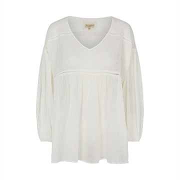 Tina Wodstrup Loos Fit Shirt <br> Off White