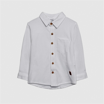 Hust Rudy Shirt <br> White