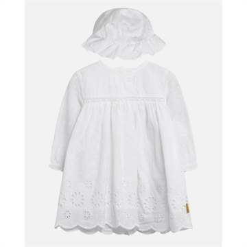 Claire Konstance Dress <br> White