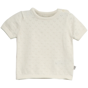 Wheat Knit Top Lily Baby <br> Ivory