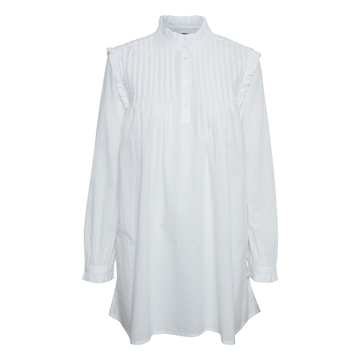 Culture Ophelia Tunic <br> Solid White