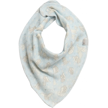 5974-10 - 1560 Wheat Bib Dumbo Soft Blue