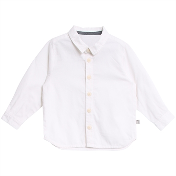 Wheat Shirt Pelle LS <br> White