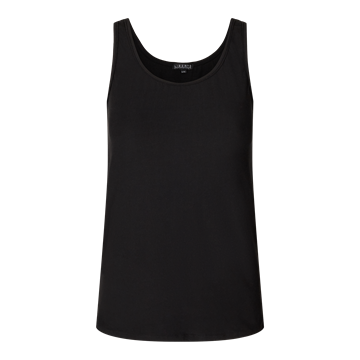 Liberte Alma Tank Top <br> Black