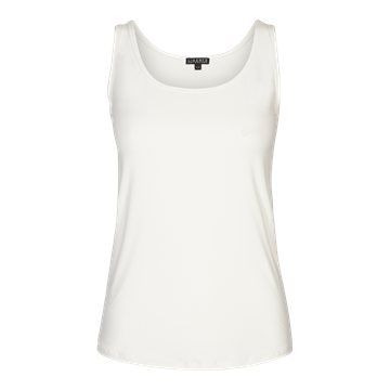 Liberte Alma Tank Top <br> White