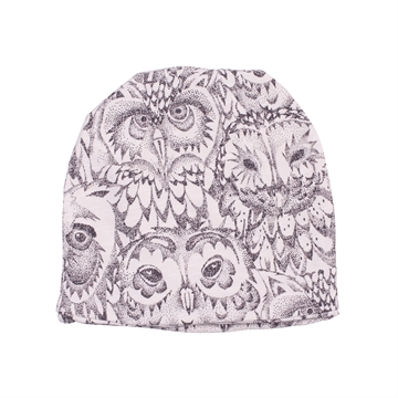 Soft Gallery Beanie Cream 973-010-500