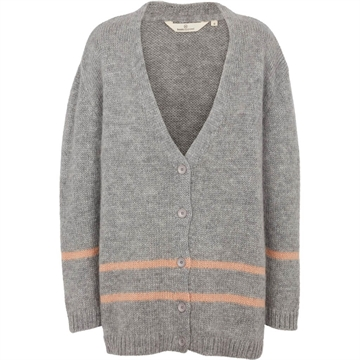 BA9417-318 Basic Apparel Oda Light Grey Melange