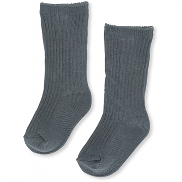 Konges Sløjd Hisa Sock Rib <br> Teal