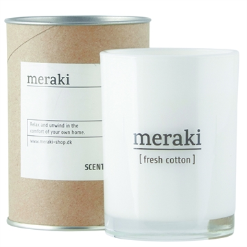 Mkap010vs2 Meraki Duftlys Fresh Cotton