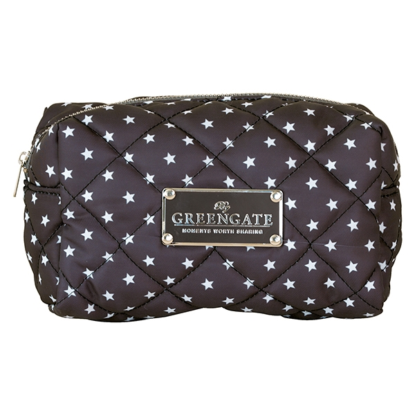 NYLwassta83S04 GreenGate washbag small Star Grey