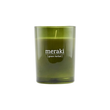 Meraki Duftlys <br> Green Herbal